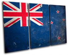 Abstract New Zealand Maps Flags - 13-1575(00B)-TR32-LO